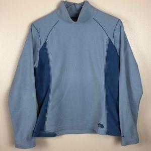 The North Face TKA Fleece Pullover Mockneck